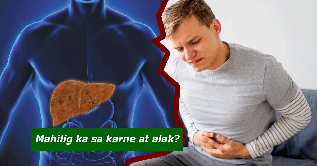 sintomas ng fatty liver